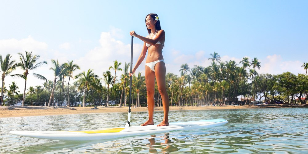 $25 -- Honolulu Paddleboard Rental w/Delivery, Reg. $49