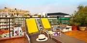 £43 -- Athens Stay near Acropolis w/Breakfast & Wine