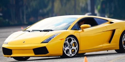 $99 -- Race a Ferrari, Porsche or Lamborghini, 60% Off