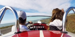 Drive Classic Cars on a Seaside or Wine Country Excursion