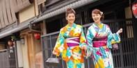 ¥184起 -- 京都定番和服漫步体验 男/女/儿童可选 近八坂塔和高台寺