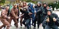 ¥1,370 -- 东京道场忍者和武士3小时双重体验 中文翻译 2人起订 可升级4小时课程
