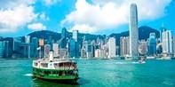¥612 --  细品香江游 维多利亚港+港岛闹市一日游 体验各式特色交通 含午餐