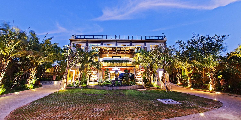 $255 -- 3-Night Bali Retreat at New 5-Star Resort