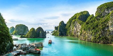 1429€ -- Vietnam : circuit accompagné de 13 jours avec vols