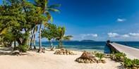 ¥748 -- 斐济玛娜岛一日游 烤肉午餐+浮潜+南迪地区接送+岛上中文服务