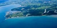 ¥708起 -- 斐济直升机观光游 10分钟/25分钟两个套餐 专业飞行员+南迪/迪那桡接送
