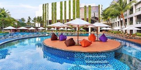 $329 -- Bali: 3-Nt Marriott Getaway w/Spa &Dinner, 46% Off