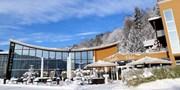 222 € -- 5 Skitage in Kärnten mit Skipass & Halbpension