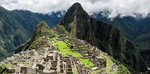 $2950 & up -- 7-Nt. Machu Picchu & Lake Titicaca Trip w/Air