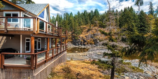 $185 -- Quadra Island: Two Nights w/Breakfast, 40% Off