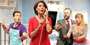 $39.50 -- Hit Comedy 'Shear Madness' at New World Stages