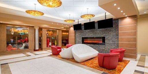 $89 -- Calgary Airport Hotel w/10 Days of Parking, Reg. $149