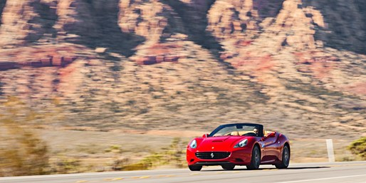 Ferrari / Lambo 1-Hour Rental in Las Vegas from