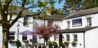 £39 -- Dinner & Bubbly for 2 at Kirkby Lonsdale Inn, 49% Off