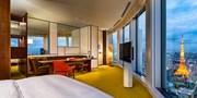 ¥562起 -- 凯悦酒店集团 Hyatt 年末大促!出国热门 精致假期 犒赏自己 超值享有
