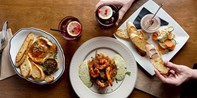 Downtown: Argentinian Tapas & Top-Rated Sangria for $29