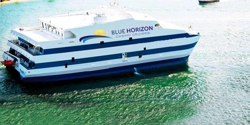 $49 -- Brand New Casino Cruise w/Buffet & $50 Credit