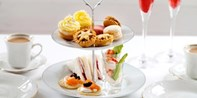 £35 -- High Tea inc Cocktails for 2 in Newport, 42% Off