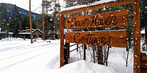 $109 -- Colorado: 4-Person Cabin Midweek Escape, Reg. $184
