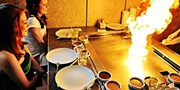 Sizzling Hibachi Dinner at I-Drive Hot Spot