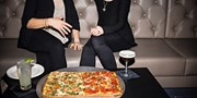 Organic Cocktails at East Village Pizzeria & Speakeasy