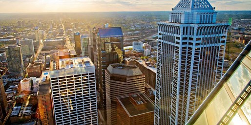 57 Floors up: Take in a Bird's-Eye View of Philadelphia