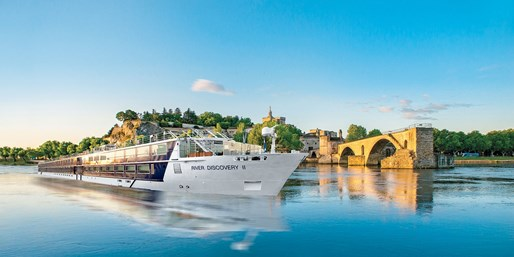 $899 -- Luxe 10-Night Europe River Cruises, Save $3100