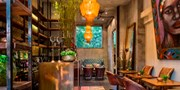 ¥328 -- 法租界梧桐洋房 露台餐厅 Ginger By The Park 双人多国创意料理  午晚通用