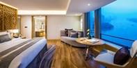 ¥2,268 -- 传奇酒店 珠江胜景!广州白天鹅宾馆1晚 升级+家庭早晚自助餐+儿童礼遇