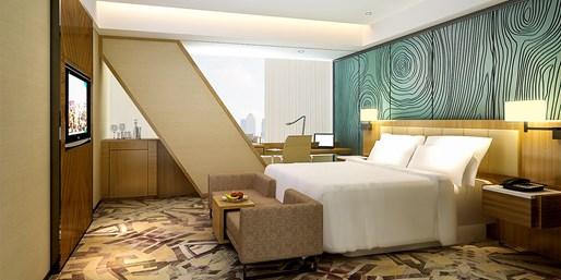 $945 -- 新開幕佛山酒店 限量升級豪華房 連自助早晚餐 假日適用