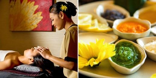 ¥580 -- 悦榕品质 热带风情水疗!广州悦椿Spa单人105分钟护理 特赠伴手礼或香薰手作体验