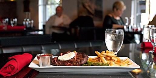 Dinner at Brand New Brasserie in 4-Star Boutique Hotel
