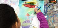 $29 -- Kids' Art Classes at 2 Locations in the GTA, Half Off