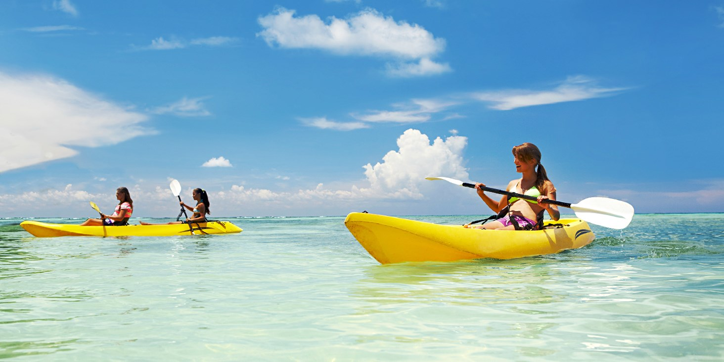 Myrtle Beach: 2-Hour Kayak Tour into Summer