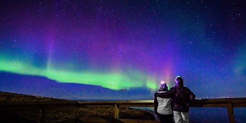 $699 -- Iceland's Northern Lights: 4-Night Trip incl. Air
