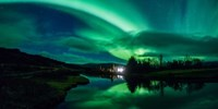 $489 -- It's Back: Iceland Northern Lights Trip w/Air