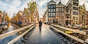 $499 -- Amsterdam 4-Star Escape incl. Air