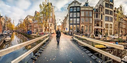 $499 -- Amsterdam 4-Star Escape incl. Air