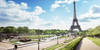 $599 -- Paris 4-Star Escape: City Hotel & Air from BWI