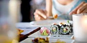 $35 -- Sushi or Hibachi Dinner w/Wine, Over 45% Off