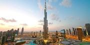 $4100* & up -- Biz Class: Dubai from 6 U.S. Cities, R/T