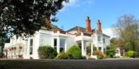 £39 -- Award-Winning Meal for 2 w/Carmarthen Bay Views