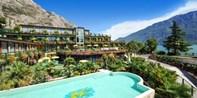 118 € -- 4 Tage Junior-Suite in Gardasee-Idylle, -43%