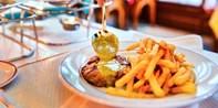 $185 -- 66 折!法國風靡食客人氣扒房 le Relais de l'Entrecôte 午餐 品味招牌牛扒