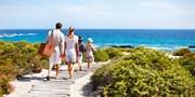ab 90 € -- Adria: 4 Tage Urlaub im Bungalow am Meer, -39%