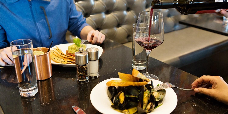 Dinner at Scarlet Oak, One of D.C.'s 'Best New' Restaurants