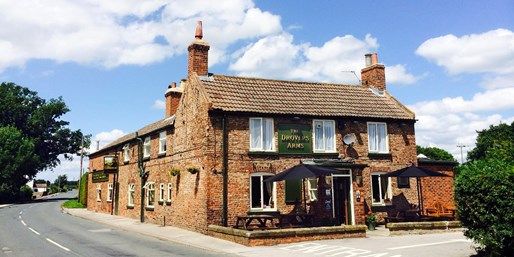£35 -- 3-Course Meal for 2 at North Yorkshire Gastropub