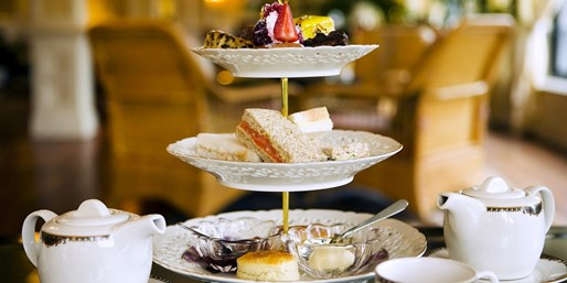 £29 -- Afternoon Tea & Prosecco for 2 nr Milton Keynes