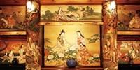 ¥4,400 -- 独占41%OFF『目黒雅叙園』ディナーブッフェ&百段雛まつり鑑賞 桜開花時期も可
